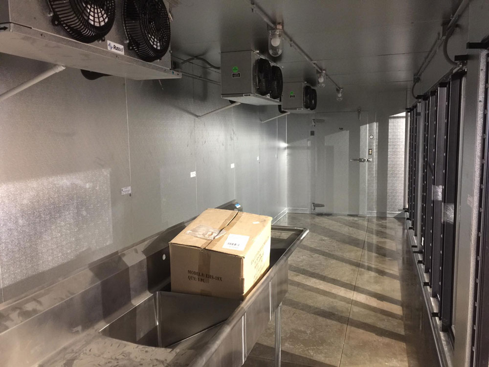 Store Walk-In Cooler