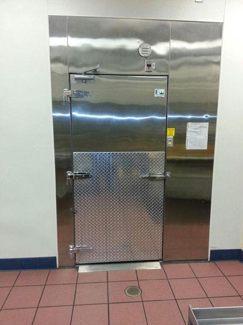 Walk-In Cooler Freezer